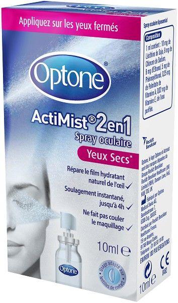 ACTIMIST 2 en 1 Spray Oculaire Yeux Secs du laboratoire Optone -  Paramarket.com 7f1de8e16138
