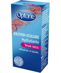 Solution oculaire Hydratante Yeux Secs