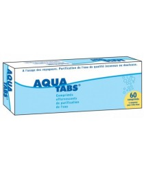 Aquatabs 1 Litre des laboratoires Sovedis