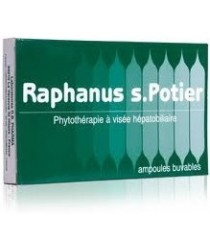 RAPHANUS S. POTIER Purifies the Organism