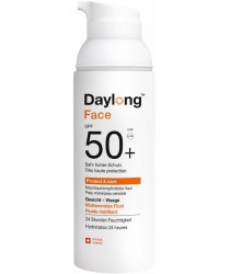 DAYLONG PROTECT CARE SPF50+ Fluide Matifiant