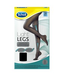 COLLANT LIGHT LEGS 20 Deniers Couleur Noir