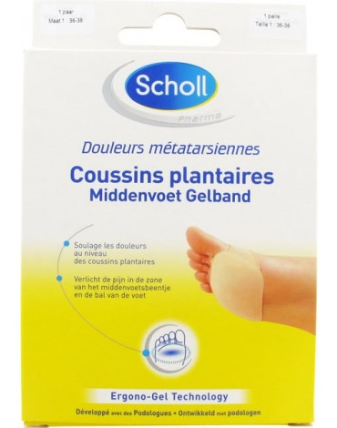 COUSSIN PLANTAIRE