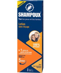 SHAMPOUX Lotion Treatment without Rinsing