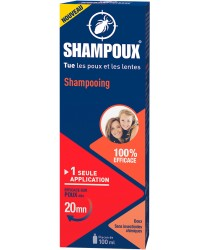 SHAMPOUX Repellent Lotion