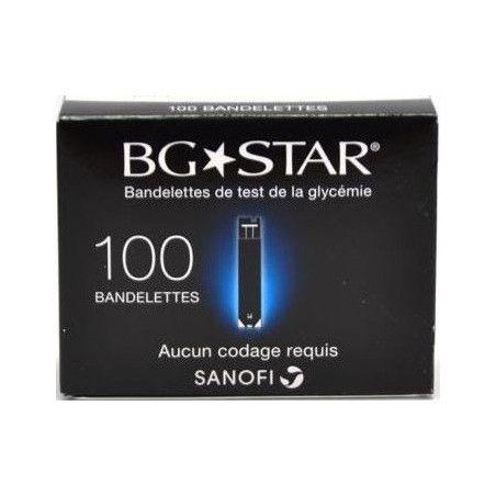 BGSTAR Test Strip