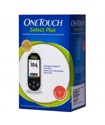 ONETOUCH SELECT PLUS Glucose Meter
