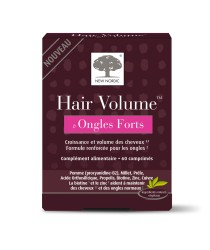 HAIR VOLUME & ONGLES FORTS
