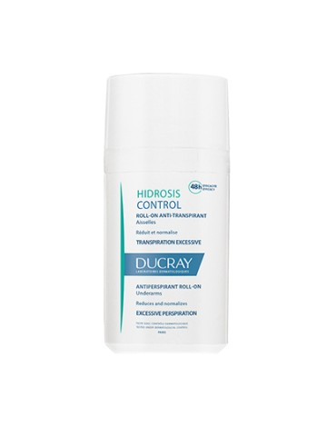 HIDROSIS CONTROL Roll-On Aiselles - Ducray
