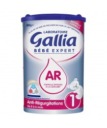 Anti-Regurgitations 1 des laboratoires Gallia
