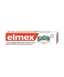 Dentifrice PROTECTION CARIES JUNIOR 7-12 ans