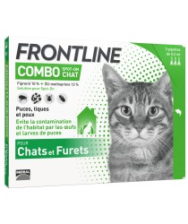 FRONTLINE COMBO CHAT - Paramarket