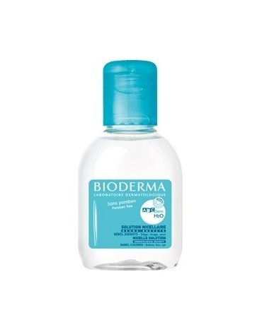 Abcderm H2O Solution Micellaire 100Ml des laboratoires Bioderma