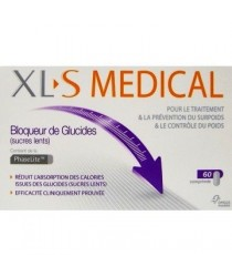 Medical Bloqueur De Glucides des laboratoires Xls