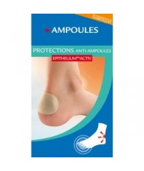Pansements Anti-Ampoules Epithelium Activ des laboratoires Epitact