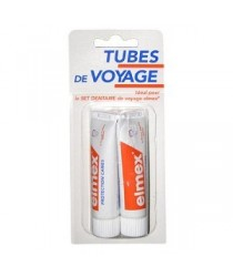 Dentifrice PROTECTION CARIES  Mini-tube DUO