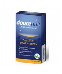 Pastille Double Action de Douce Nuit