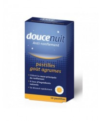 Pastille Double Action Agrumes de Douce Nuit