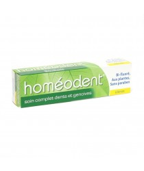HOMEODENT Dentifrice Complet Citron