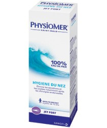 Hygiene Nasale Post-Chirurgical des laboratoires Physiomer