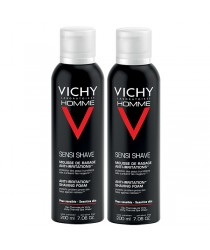 Homme Mousse À Raser Anti-Irritations des laboratoires Vichy
