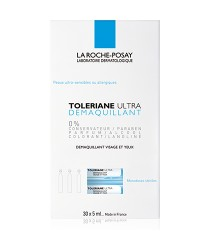 TOLERIANE Ultra Démaquillant Yeux