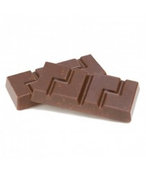 PROTEIFINE Tablette Crunchy Chocolat Lait