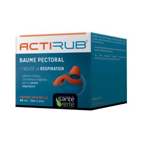 ACTIRUB Baume Pectoral