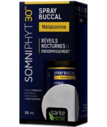 SOMNIPHYT 30 Spray Buccal