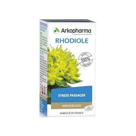 ARKOGELULES RHODIORELAX Stress Passager