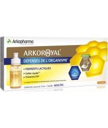 ARKO ROYAL Gelée Royale + Ferment Lactique