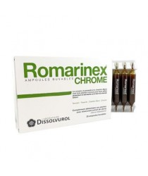 ROMARINEX CHROME Ampoules