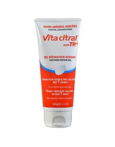 VITA CITRAL Gel Réparateur Apaisant Main