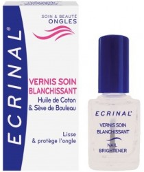 ECRINAL Soin Blanchissant des Ongles