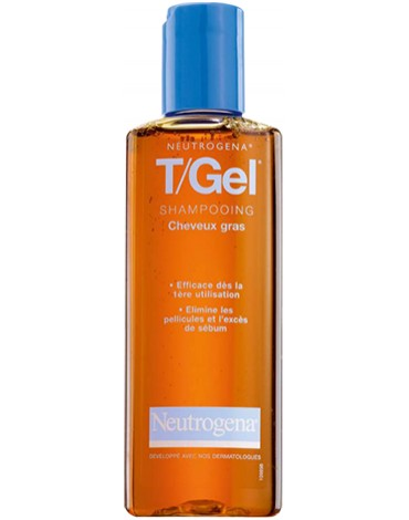 T/GEL Shampooing Cheveux Gras