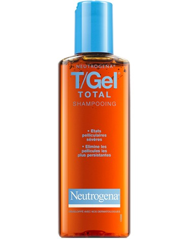 T/GEL TOTAL Shampooing Anti-pelliculaire