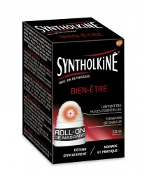 SYNTHOLKINE Roll-On de massage