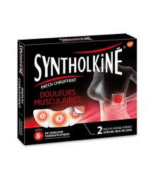 SYNTHOLKINE Patch Chauffant grand format