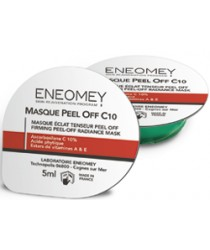 MASQUE PEEL OFF C10 Masque Eclat Tenseur Peel Off