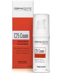 C25 CREAM Concentré Antioxydant