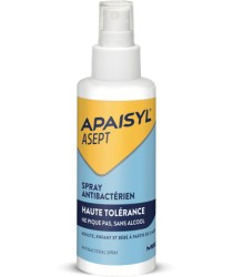 ASEPT Spray Antibactérien