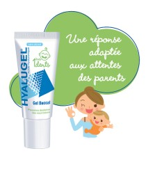 HYALUGEL 1ERES DENTS GEL BUCCAL